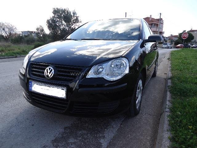 Ολοκλήρωση διαδικασίας Φανοποιίας και βαφής αυτοκινήτου VW Polo Βλασόπουλος Γέρακας