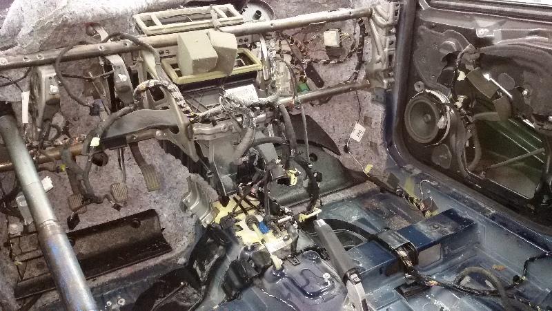 Ford Focus φανοποιεία βαφή